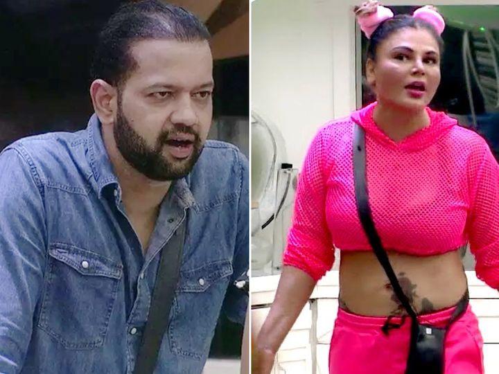 Bigg Boss 14: Rahul Mahajan Calls Rakhi Sawant Cheap Celebrity, Says Her  Fans Also Cheap | झगड़े में राहुल महाजन ने राखी सावंत को कहा घटिया  सेलिब्रिटी, भड़के सोशल मीडिया यूजर्स ने