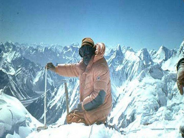 कर्नल बुल ने सियाचिन पर अपने अभियानों के दौरान 1977 में पाकिस्तान के मंसूबे भांप लिए थे।-फाइल फोटो - Dainik Bhaskar