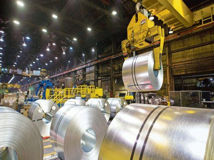 क्रूड ऑयल, नेचुरल गैस, रिफाइनरी प्रॉडक्ट्स, स्टील और सीमेंट उद्योग ने कोर सेक्टर के इंडेक्स के गिरावट में प्रमुख भूमिका निभाई - Dainik Bhaskar