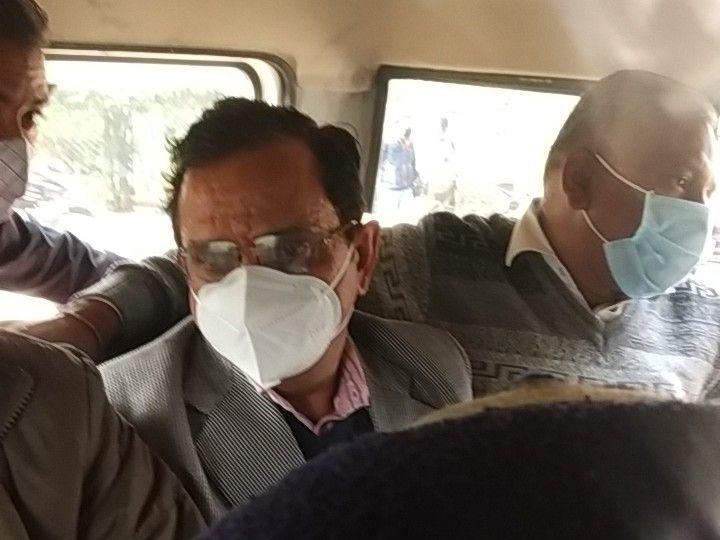इंद्र सिंह राव की आज न्यायिक अभिरक्षा पूरी हो रही है। - Dainik Bhaskar