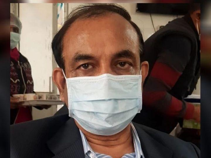 सिविल सर्जन ने बताया कि सदर अस्पताल के अलावा सभी CHC केंद्रों में वैक्सीन रखने की व्यवस्था की गई है। - Dainik Bhaskar