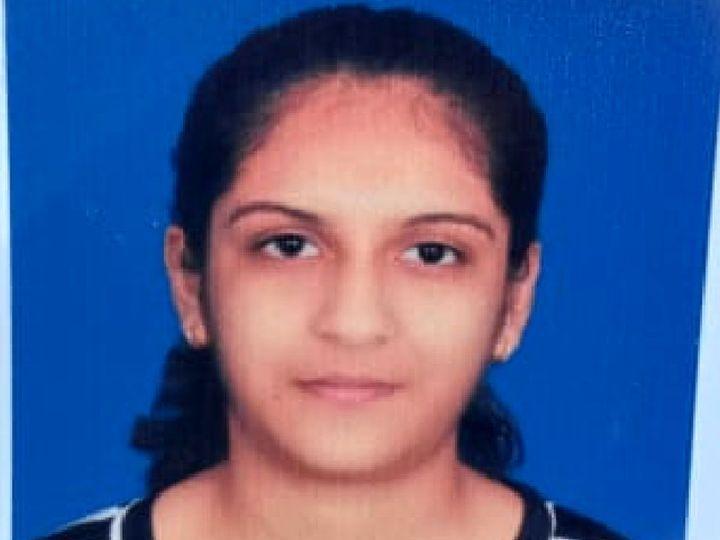 21 साल की श्रुति नायक मेडिकल की चौथे वर्ष की स्टूडेंट थीं। - Dainik Bhaskar