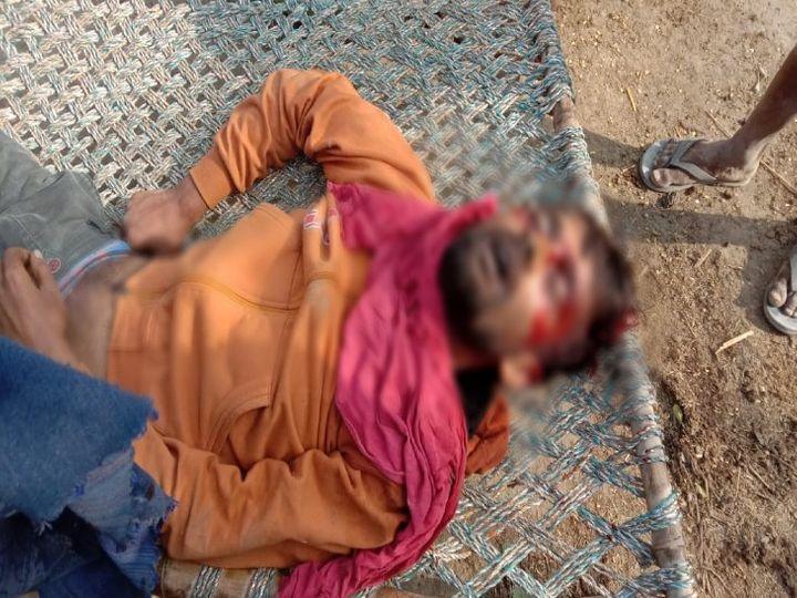 ससुराल वालों ने पीट-पीट कर उतारा मौत के घाट। - Dainik Bhaskar