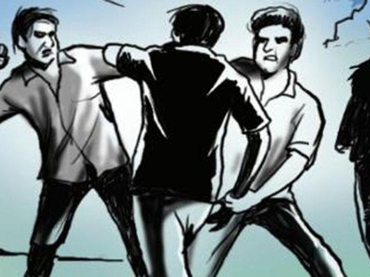 पुलिस केस दर्ज कर आरोपियों की गिरफ्तारी के लिए रेड कर रही है। प्रतीकात्मक फोटो - Dainik Bhaskar