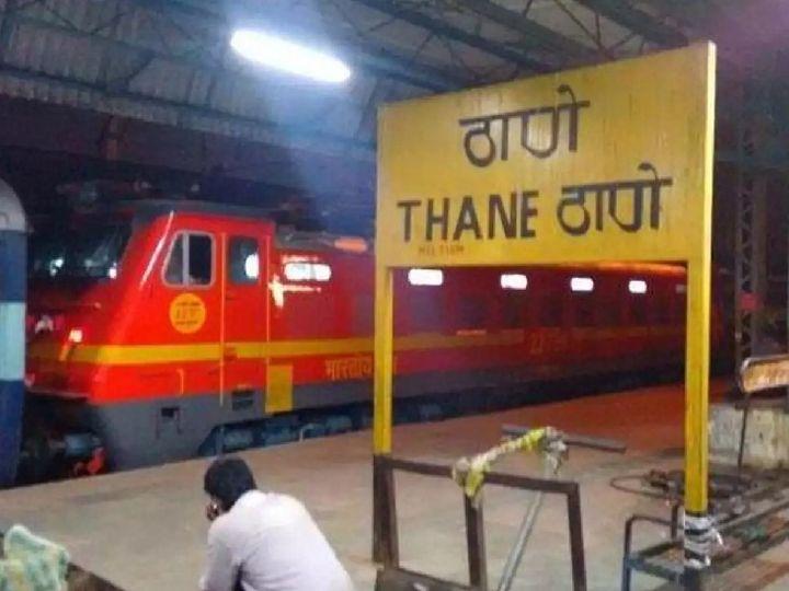 महिला यात्री की पहचान धनपति राजू भारद्वाज के रूप में की गई है। - Dainik Bhaskar
