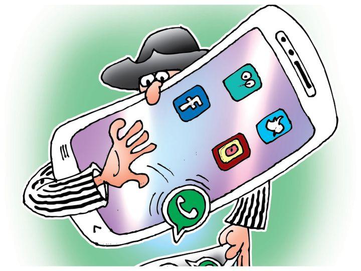 वॉट्सएप आपकी हर सूचना को अपनी पैरेंट कंपनी फेसबुक के साथ शेयर करेगा। - Dainik Bhaskar