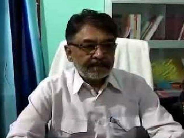 राजनीति में कद बढ़ने के साथ कमलेश पाठक भी मामले भी बढ़ते गए। - Dainik Bhaskar