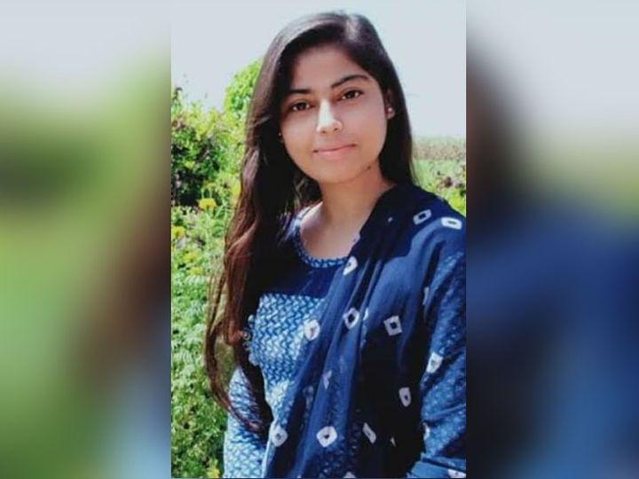 फरीदाबाद की बी-कॉम फाइनल ईयर की छात्रा निकिा, जिसका 2 साल पहले अपहरण किया गया तो अब 26 अक्टूबर को मर्डर ही कर दिया गया। -फाइल फोटो - Dainik Bhaskar