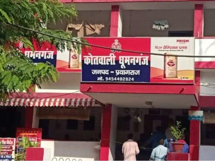 घायल प्रदीप को इलाज के लिए मुंडेरा स्थित निजी अस्पताल में भर्ती कराया है। पुलिस आरोपियों को पकड़ने का प्रयास कर रही है। - Dainik Bhaskar