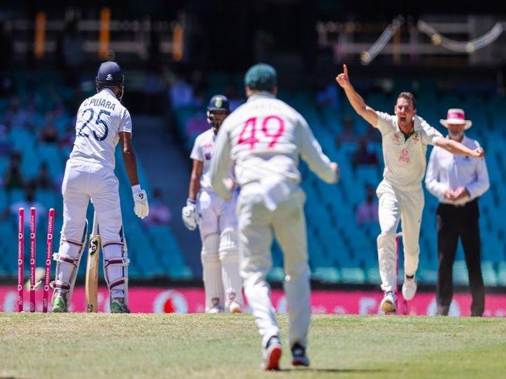 सिडनी में भारत और ऑस्ट्रेलिया के बीच तीसरा टेस्ट खेला गया। यह मैच ड्रॉ रहा। - Dainik Bhaskar