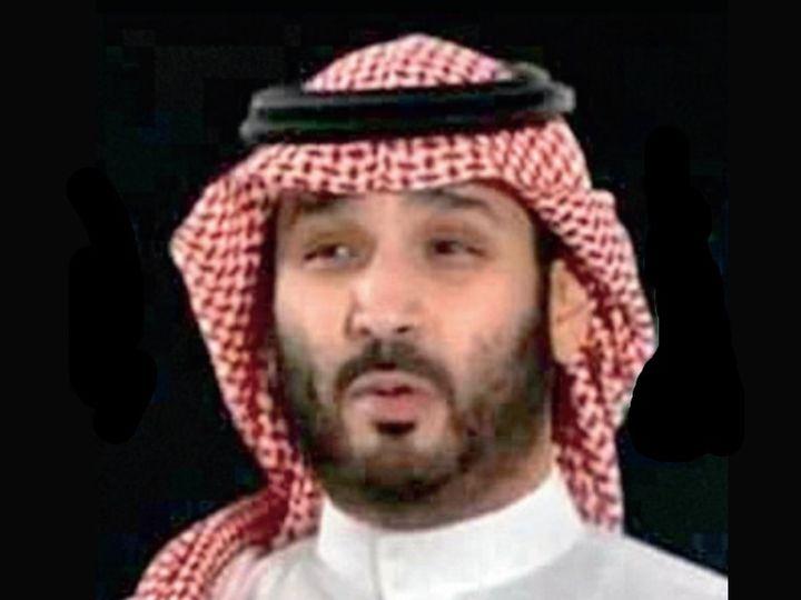 सऊदी के क्राउन प्रिंस मोहम्मद बिन सलमान। (फाइल) - Dainik Bhaskar