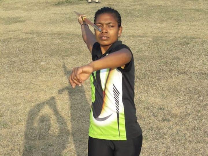 मीनू 2022 में वर्ल्ड एथलेटिक्स चैंपियनशिप में देश का प्रतिनिधित्व करेंगी। - Dainik Bhaskar