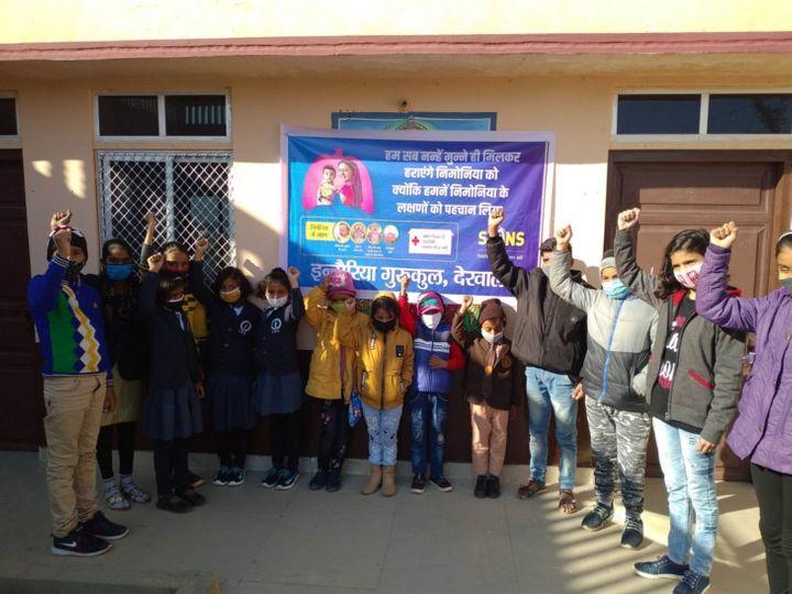 देरवाला स्थित इन्दोरिया गुरुकुल स्कूल में जागरूकता कार्यक्रम का आयोजन किया गया। - Dainik Bhaskar