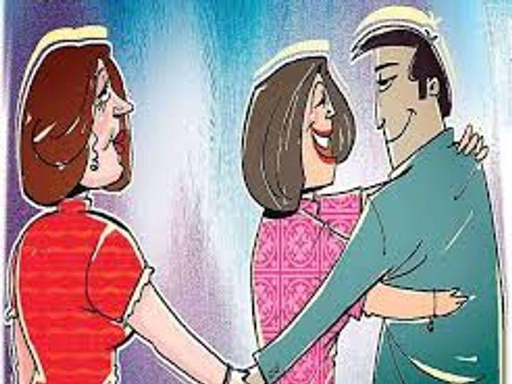 प्रेमिका के बारे में पोल हनीमून पर ही खुली। पत्नी का आरोप है कि कैनेडा में भी प्रेमिका साथ रह रही है। - Dainik Bhaskar