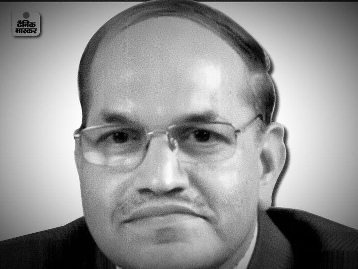 डॉ. जयंतीलाल भंडारी, विख्यात अर्थशास्त्री - Dainik Bhaskar