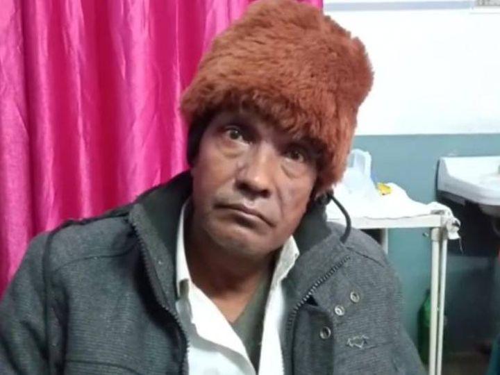 आरोपी भाजपा नेता। - Dainik Bhaskar