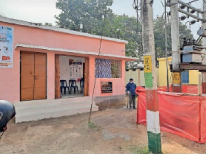 सदर अस्पताल में तैयार हुआ  कोरोना टीकाकरण केंद्र। - Dainik Bhaskar