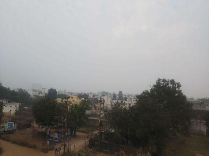जबलपुर में सुबह और रात काे गलन महसूस हुई। - Dainik Bhaskar