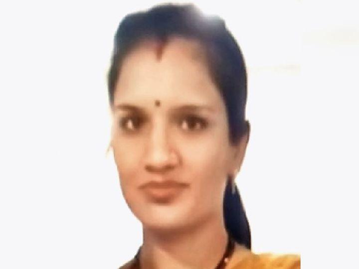 मृतक ममता - Dainik Bhaskar