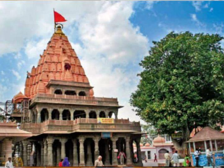 ज्योतिर्लिंग महाकालेश्वर मंदिर में मिलेंगे टूरिस्ट गाइड - Dainik Bhaskar