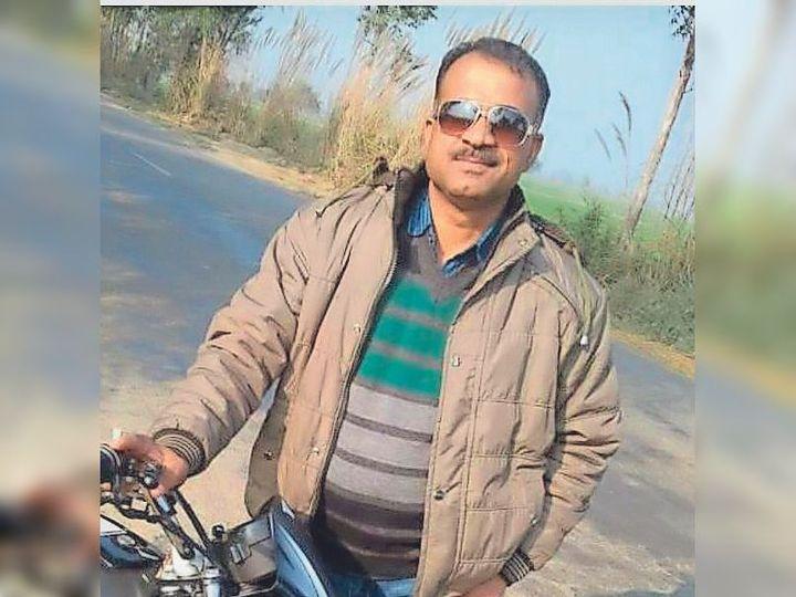 बिजेंद्र सिंह का फाइल फाेटाे - Dainik Bhaskar