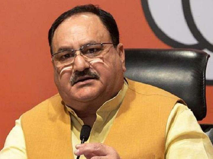 2013 में पूर्व मुख्यमंत्री अजीत जोगी ने तक के छत्तीसगढ़ बीजेपी प्रभारी जेपी नड्डा पर मानहानिका का आरोप लगाया था।- फाइल फोटो। - Dainik Bhaskar