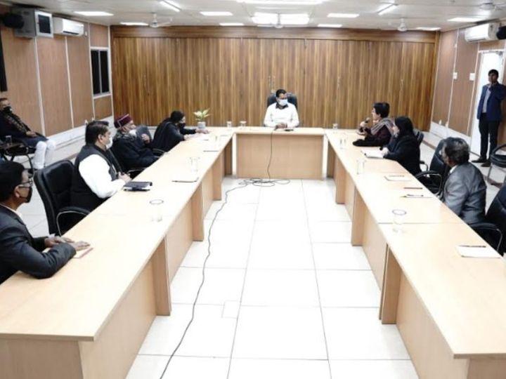 गोवा प्रतिनिधिमंडल ने मुख्यमंत्री को धन्यवाद ज्ञापित किया। - Dainik Bhaskar