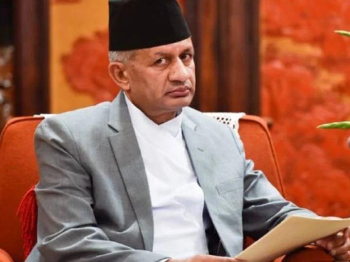 नेपाल के विदेश मंत्री प्रदीप कुमार ग्यावली का आज से भारत दौरा शुरू हो गया है। (फाइल फोटो) - Dainik Bhaskar