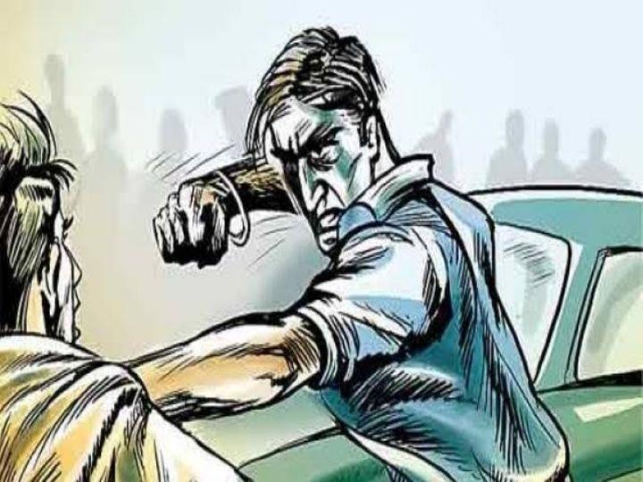 बिलासपुर के तालापारा इलाके में हुए झगड़े को लेकर पुलिस लोगों से भी पूछताछ कर रही है। सिंबॉलिक फोटो। - Dainik Bhaskar