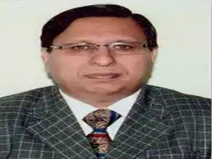जस्टिस सुनील कुमार अवस्थी ने एमपी हाईकोर्ट से दिया इस्तीफा। - Dainik Bhaskar