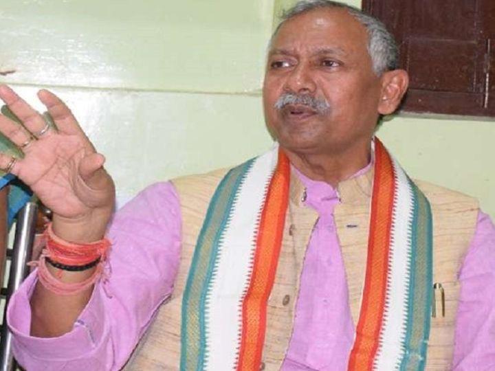 महाराजगंज से BJP सांसद हैं जनार्दन सिंह सिग्रीवाल। - Dainik Bhaskar