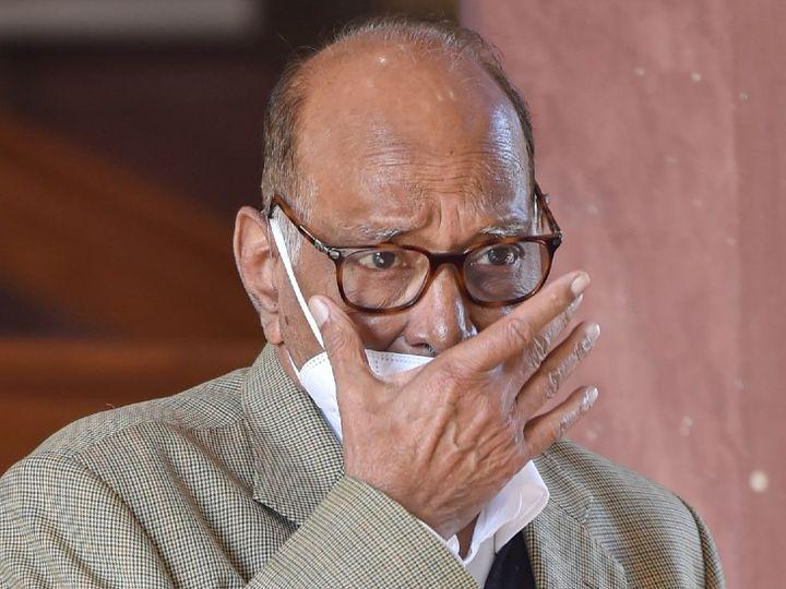 शरद पवार ने कहा, 'प्रधानमंत्री, रक्षा मंत्री और परिवहन मंत्री नितिन गडकरी जैसे सीनियर नेता किसानों से बातचीत के लिए आगे आएं तो हल निकल सकता है।' -फाइल फोटो। - Dainik Bhaskar