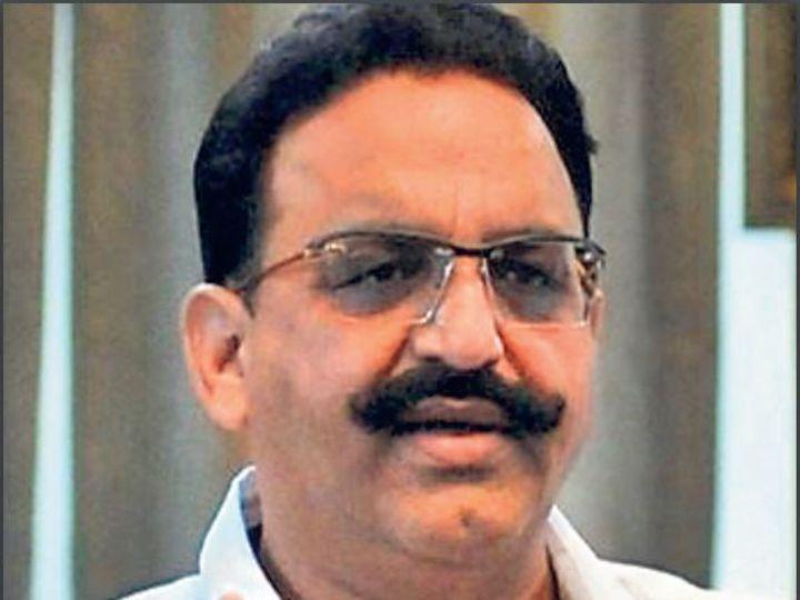 पंजाब सरकार ने अपनी तरफ से कहा है कि सेहत संबंधी कारणाें से उसे यूपी की जेल में शिफ्ट नहीं किया जा सकता है। (फाइल फोटो- मुख्तार अंसारी) - Dainik Bhaskar