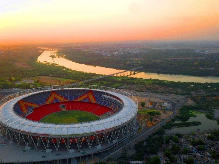 63 एकड़ में पूरा स्टेडियम परिसर है। - Dainik Bhaskar