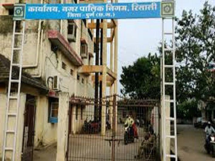 रिसाली नगर निगम कभी भिलाई नगर निगम क्षेत्र का हिस्सा था। इस साल यहां पहली बार वोट डाले जाएंगे। - Dainik Bhaskar