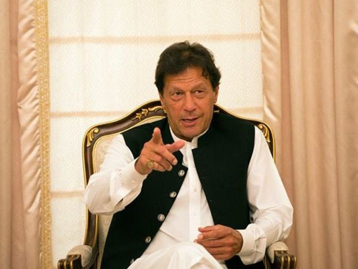 Imran Khan will arrive in Sri Lanka for a two-day tour on 22 February.  However, now he will not be able to give a speech in the Parliament there.  The Sri Lankan government has removed this schedule from the schedule.  (File) - Dainik Bhaskar