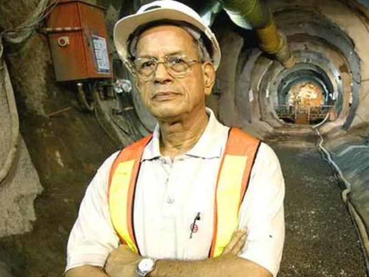 श्रीधरन 1995 से 2012 तक दिल्ली मेट्रो के निदेशक रहे थे। - फाइल फोटो - Dainik Bhaskar