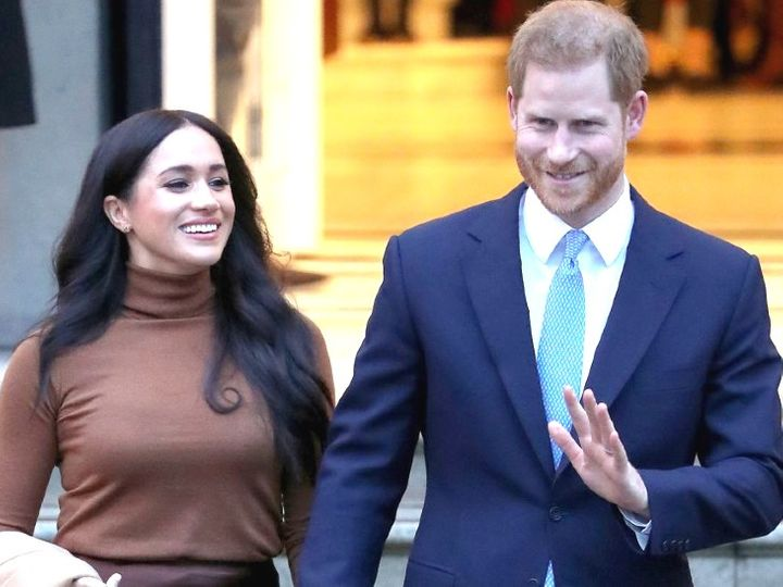 On 8 January 2020, the royal couple shocked everyone by declaring that they wanted to leave the royal responsibilities and become financially independent.  - Dainik Bhaskar