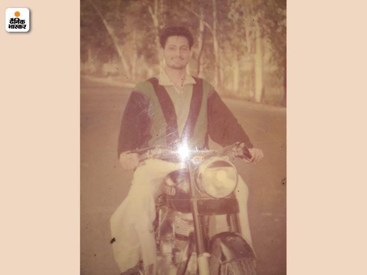 File photo of farmer Kripal Singh who committed suicide.  - Dainik Bhaskar