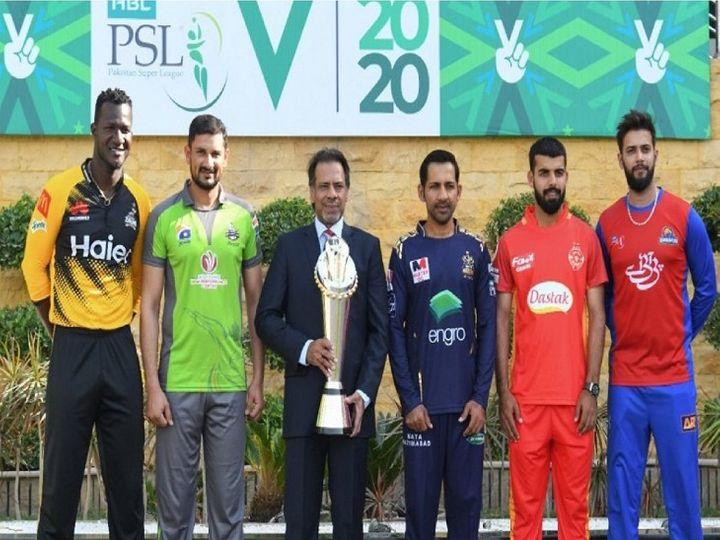 पाकिस्तान सुपर लीग आज से शुरू हो रही है। 30 दिन तक चलने वाले इस टूर्नामेंट का फाइनल 22 मार्च को खेला जाएगा। - Dainik Bhaskar