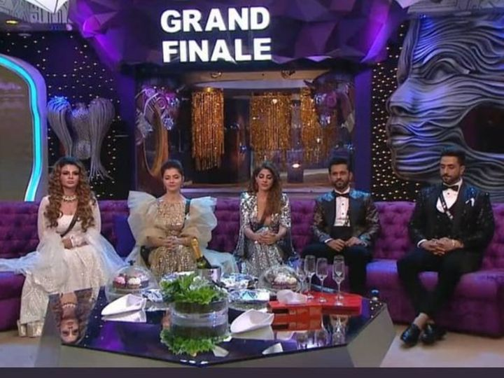 Bigg Boss 14-FINALE LIVE: Rubina-Rahul and Nikki reach the top 3;  Rakhi left the show with 14 lakhs, Ali Goni walked out due to lowest votes Funny Jokes