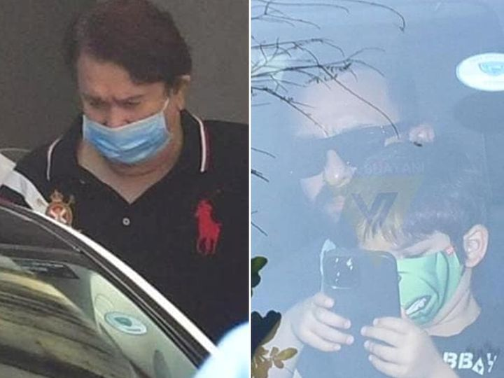 Taimur arrives at hospital to meet mother and younger brother: Saif, Randhir, Karisma and Riddhima expressed happiness, fans and celebs are also congratulating on social media Funny Jokes