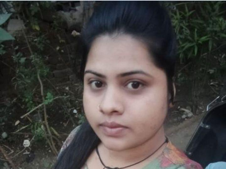 भोपाल में दूसरी मंजिल से नीचे गिरने के बाद छात्रा करीब डेढ़ घंटे तक तड़पती रही। - Dainik Bhaskar