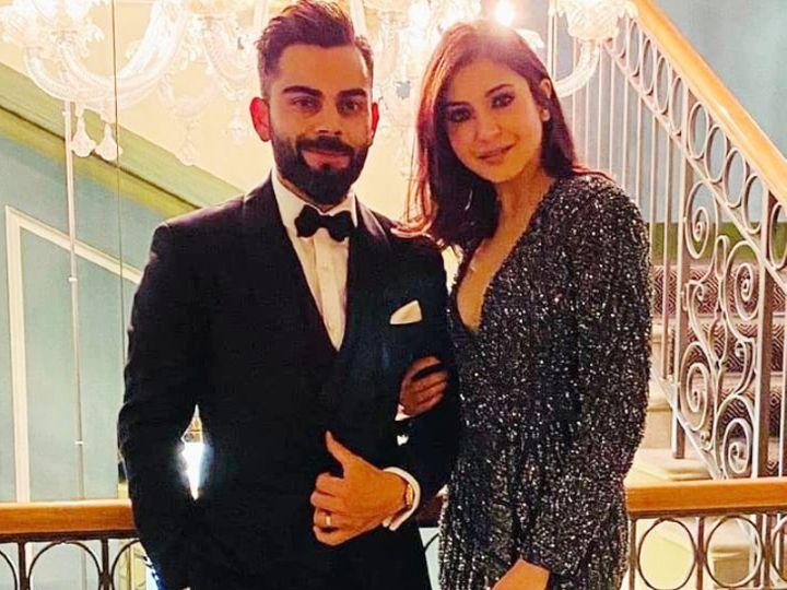 भारतीय क्रिकेट टीम के कप्तान विराट कोहली और एक्ट्रेस अनुष्का शर्मा की शादी 11 दिसंबर, 2017 को हुई थी। उनकी एक बेटी भी है। (फाइल फोटो) - Dainik Bhaskar