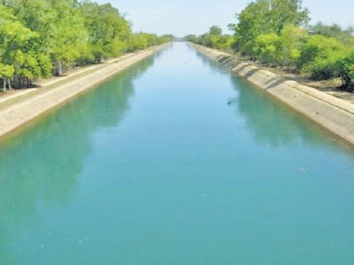2.8 लाख हैक्टेयर जमीन में इस प्रोजेक्ट से सिंचाई भी की जा सकेगी। - Dainik Bhaskar