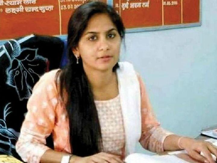 ACB जयपुर की टीम ने 13 जनवरी को SDM बांदीकुई पिंकी मीणा को रिश्वत मांगने के आरोप में गिरफ्तार किया था। (फाइल फोटो) - Dainik Bhaskar