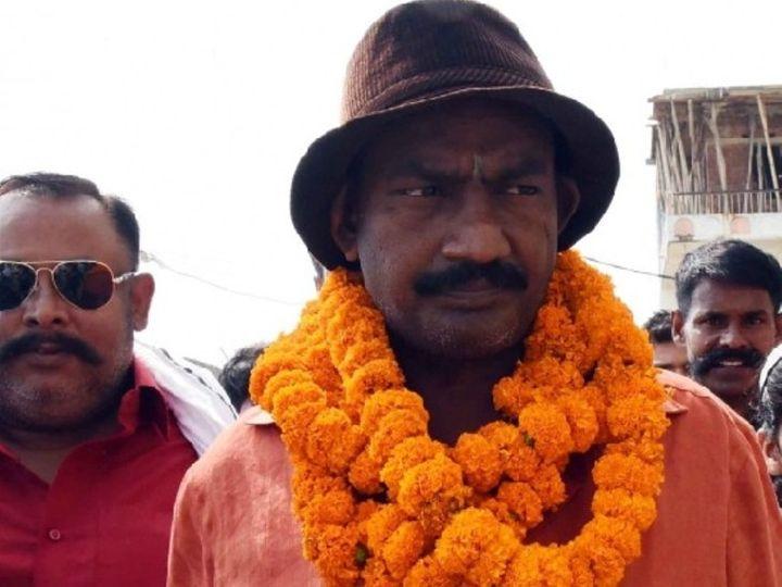 2020 के विधानसभा चुनाव में रीतलाल यादव ने BJP की आशा देवी को हराया था। (फाइल फोटो) - Dainik Bhaskar