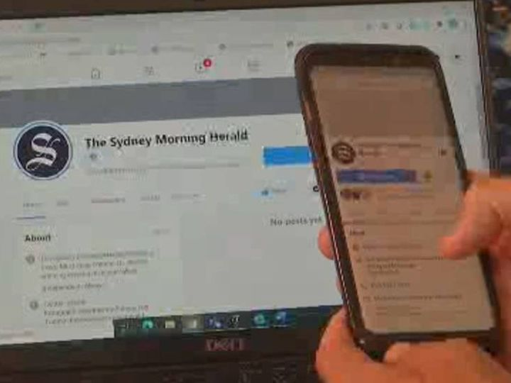 फेसबुक ने पिछले हफ्ते ऑस्ट्रेलिया में अपना ऑपरेशन बंद कर दिया था। कंपनी ने सरकार पर कंटेंट शेयरिंग को लेकर दबाव बनाने का आरोप लगाया था। (प्रतीकात्मक) - Dainik Bhaskar