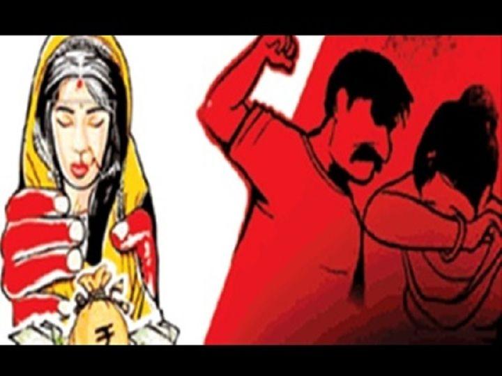 पति समेत ससुराल पक्ष के आठ लोगों के खिलाफ समालखाथाने में केस दर्ज। - Dainik Bhaskar