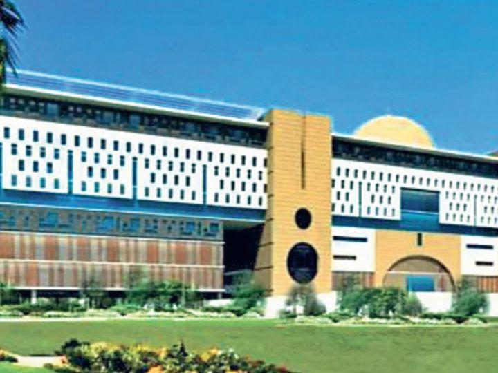 पीएमसीएच को विश्वस्तरीय अस्पताल बनाने के लिए 5540.07 करोड़ का बजट मिला है। - Dainik Bhaskar
